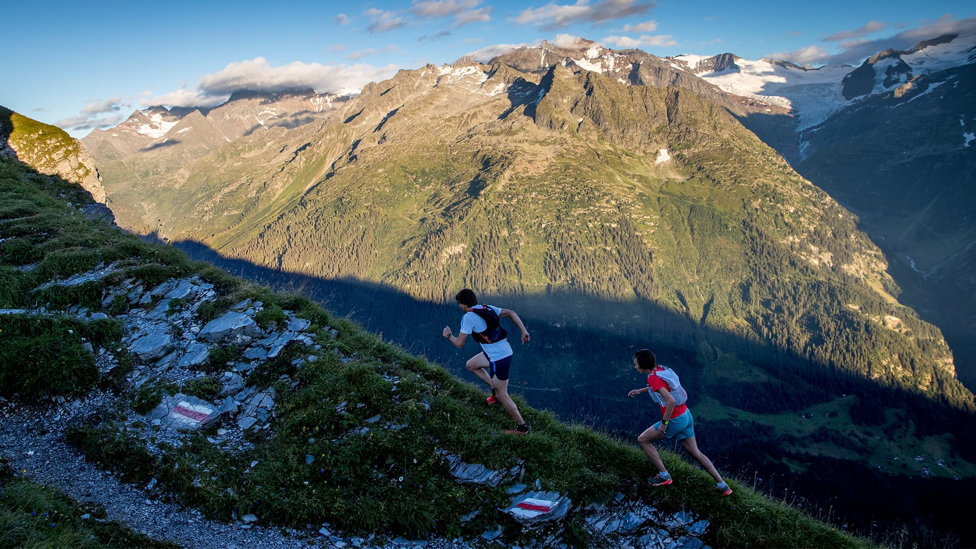 Trailrunning by David Birri